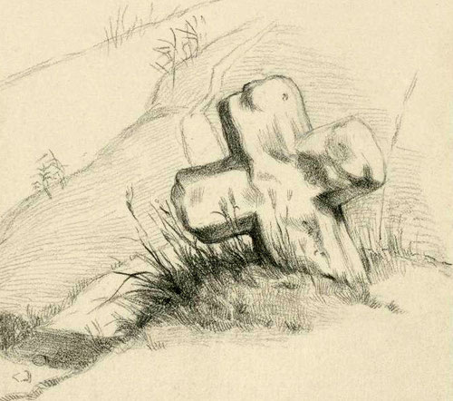 Cayeux-sur-Mer- La Mollière de terre- BM Abbeville- 1901