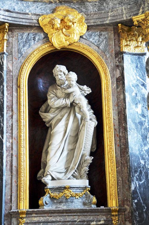 Saint-Joseph et l'Enfant Jésus