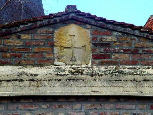 Croix templière à Oisemont- Photo: Rémy Godbert