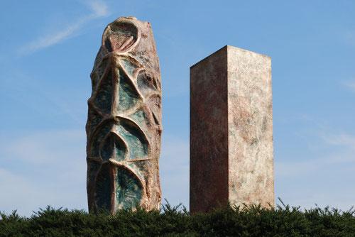 Saint-Sauveur- Les bornes du temps