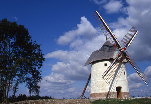 Le moulin d'Eaucourt