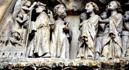 """Saint Pierre invite les """"élus"""" à le suivre au Paradis"""