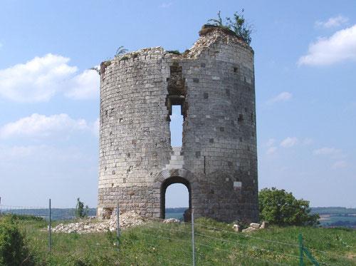 le moulin Rolmont de Warloy-Baillon