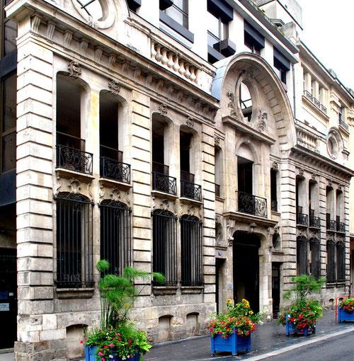Hôtel Christophle- Amiens- Inscrit ISMH depuis 1968-