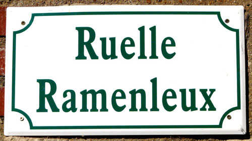 Ruelle Ramenleux à Picquigny- Photo: Patrice Lenne