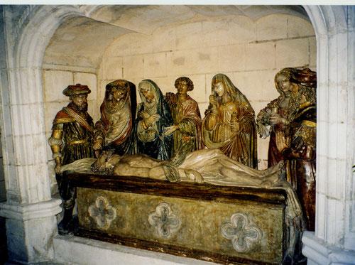 Airaines- Eglise Saint-Denis- 1ère moitié du XVIe siècle (Photo: Josette Houdant)