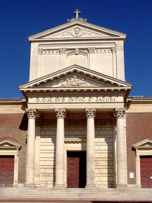 Eglise Saint-Jacques- Amiens