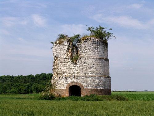 Le moulin de Bouchon