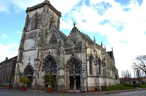 Eglise Saint-Gilles- Abbeville