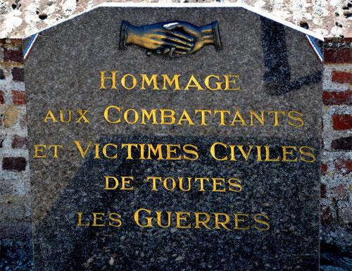 Au cimetière de Bellancourt