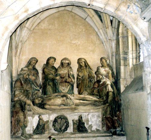 Montdidier- Eglise du Saint-Sépulcre- Fin du XVIe siècle (Photo Josette Houdant)