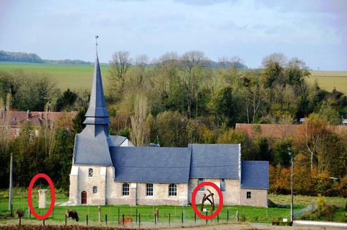 Eglise de Dreuil-Hamel (Airaines)