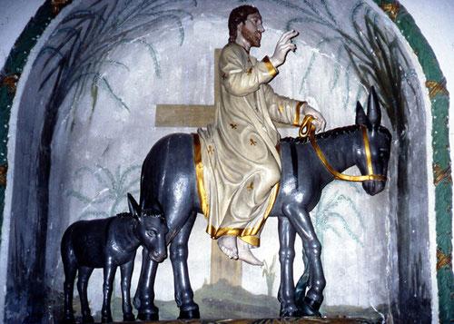 Varennes-en-Croix- Eglise
