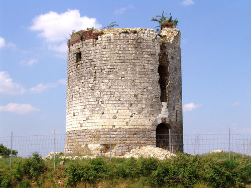 Le moulin de Warloy-Baillon