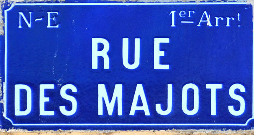 Amiens- Quartier Saint-Leu: la rue des Majots