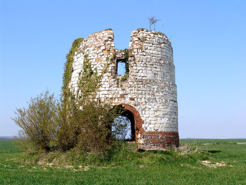 Moulin d'Heuzecourt- Canton de Bernaville