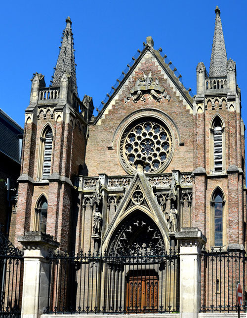 Chapelle du Sacré Coeur- Amiens