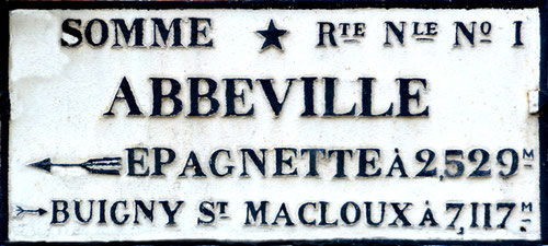 Abbeville- Rue Saint-Gilles
