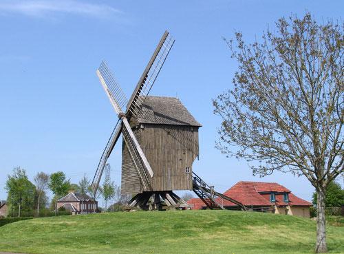 Moulin à vent de Saint-Maxent