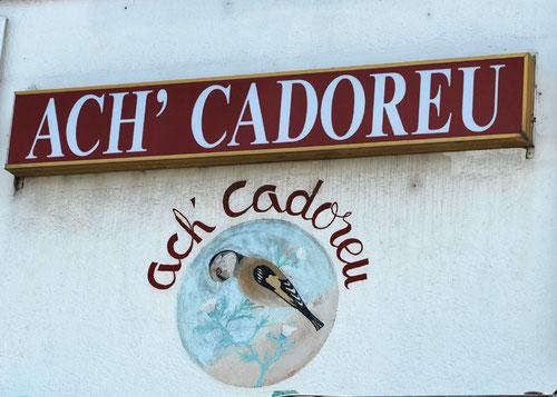 """Pont-de-Metz: """"Ach Cadoreu"""""""