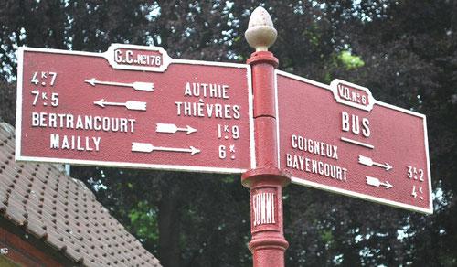Bus-en-Artois (Canton d'Acheux-en-Amiénois)