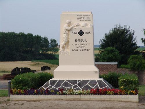 Breuil- Canton de Roye