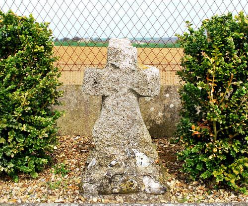 Au cimetière de Cahon