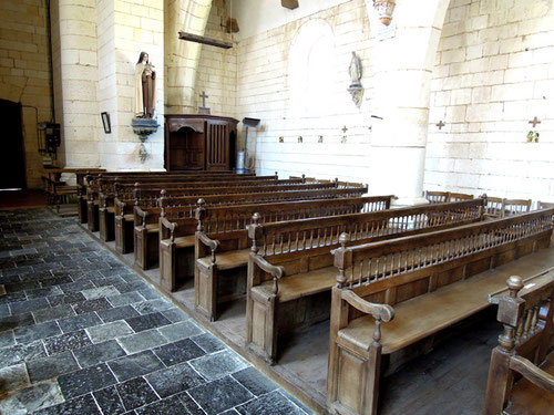 Eglise de Sentelie