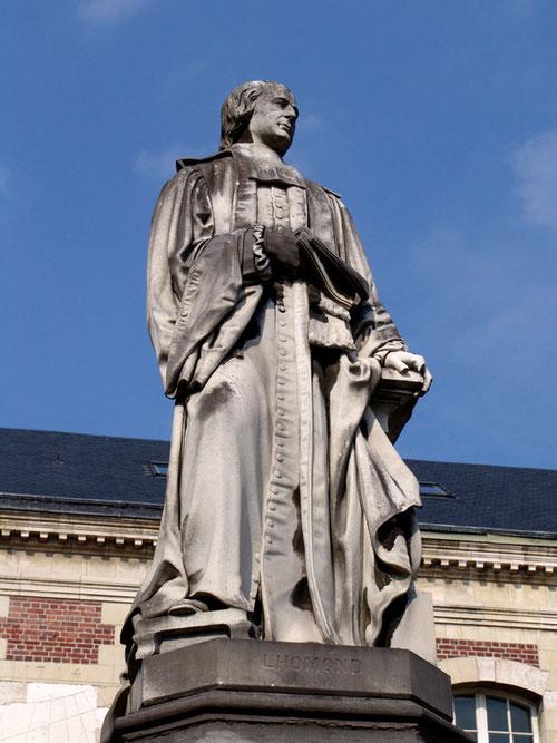 Lhomond, grammairien- Faculté de Médecine- Rue Frédéric Petit- Amiens
