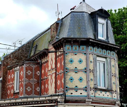 Rue Lafayette à Amiens