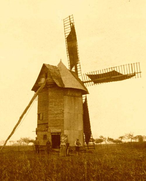 Moulin à vent de Vaudricourt
