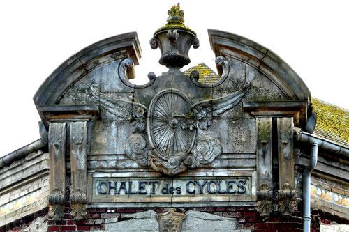 Le chalet des Cycles devenu restaurant à Mers-les-Bains- Ph: Patrice Lenne