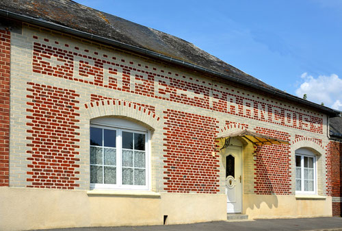 L'ancien café de Buire-sur-Ancre