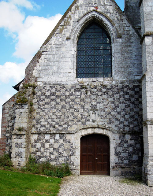 Eglise de Franleu- Photo: Josette Houdant