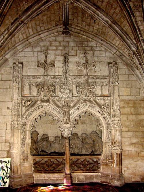 Le Sépulcre d'Abbeville- Eglise du Saint-Sépulcre