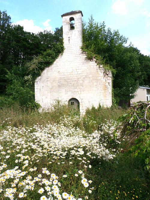 Chapelle de la Madeleine à Domart-en-Ponthieu- Ph: Dominique Lemaire