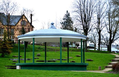 Montdidier- Jardin public