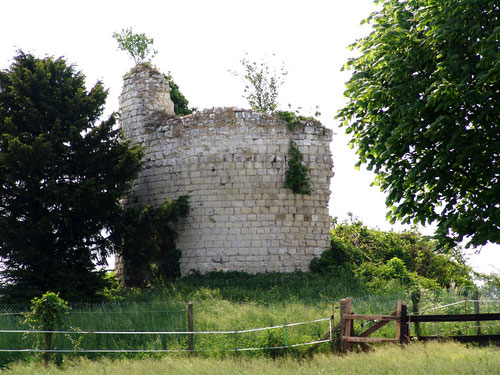 Le moulin d'Etinehem- canton de Bray