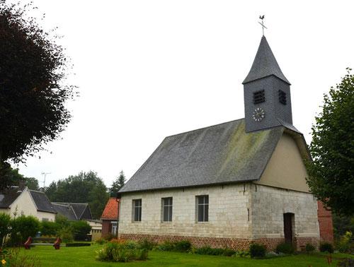 Eglise de Longuevillette