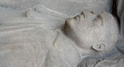Détail du Monument aux Morts