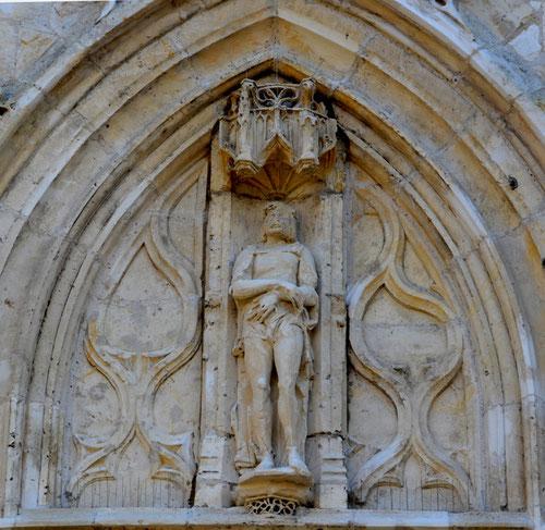L'Ecce-Homo de l'église Notre-Dame de Doullens