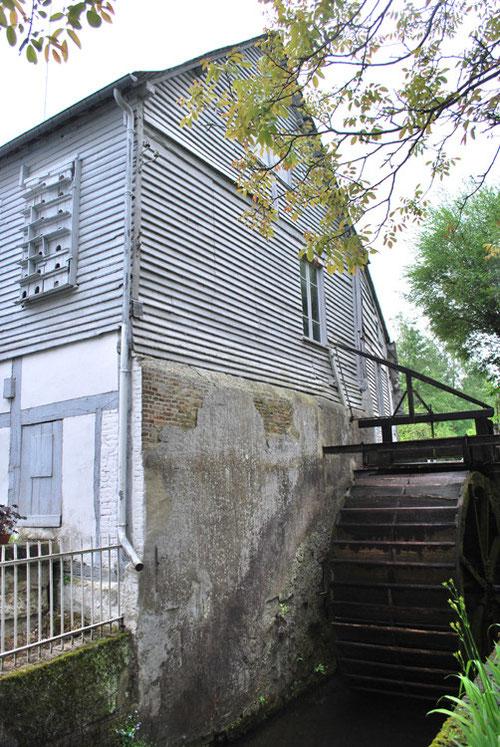 Le moulin de Visse (commune de Maisnières)