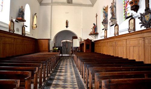 Eglise de la Chaussée-Tirancourt