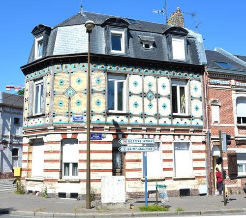 Boulevard des Fusillés-Amiens