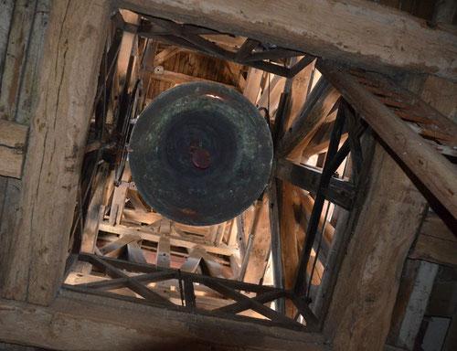 La cloche de la tour Nord
