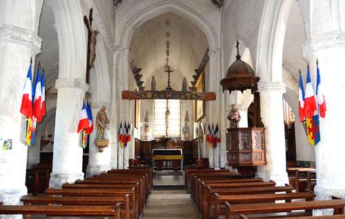 Eglise Saint-Etienne de Bouttencourt