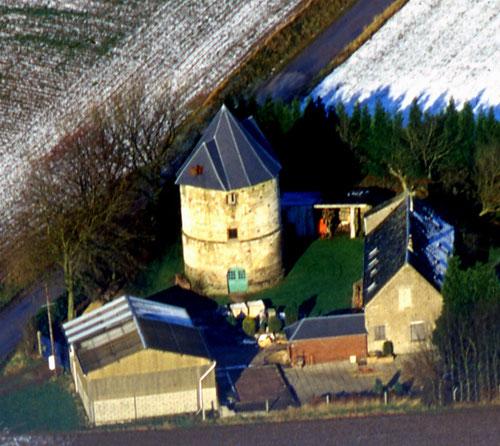 Le moulin de Louvencourt