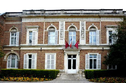 Hôtel au 35 rue Lamarck- Amiens