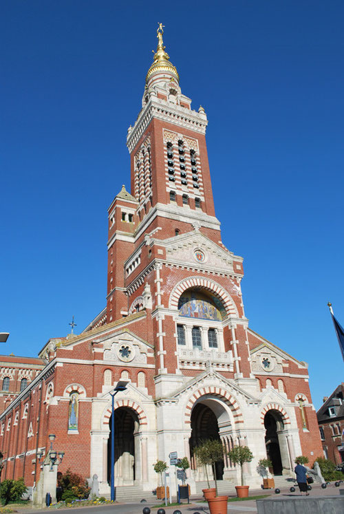 La basilique d'Albert