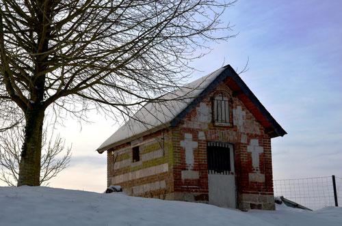 Chapelle Notre-Dame de Liesse à Saint-Gratien
